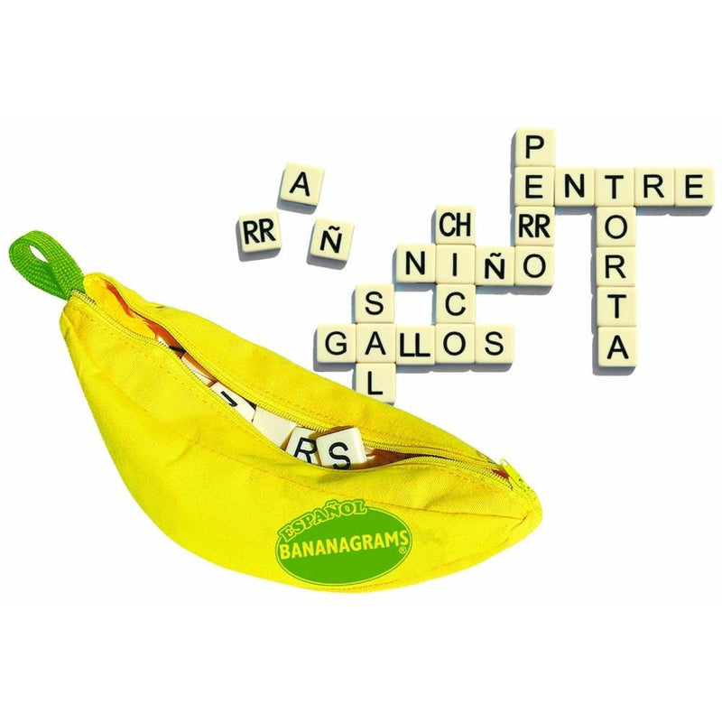 Espanol Bananagrams / Spanish Bananagrams Game