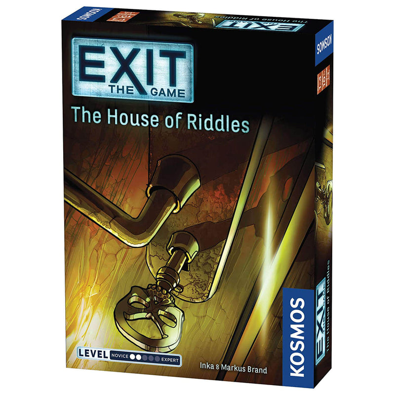 Thames and Kosmos EXIT The House of Riddles