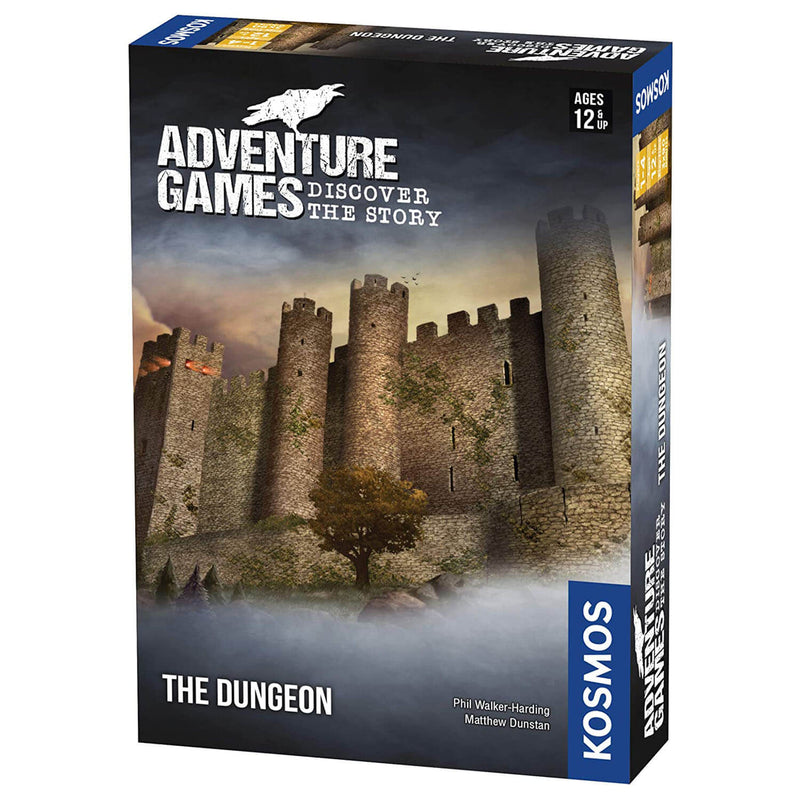 Thames and Kosmos The Dungeon Adventure Game