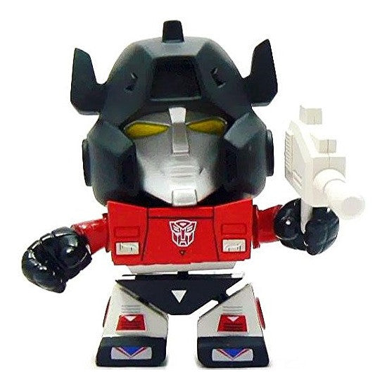 The Loyal Subjects X The Transformers Series 2 - Sideswipe Vinyl Action Figure