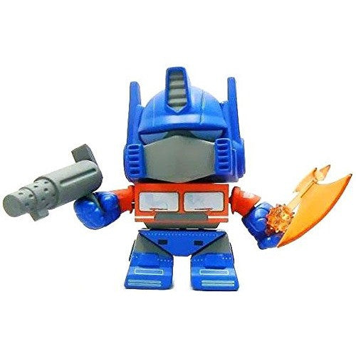 The Loyal Subjects X The Transformers Series 2 - Talking Optimus Prime Vinyl Action Figure