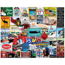 White Mountain Puzzles I Love New England 1000 Piece Jigsaw Puzzle