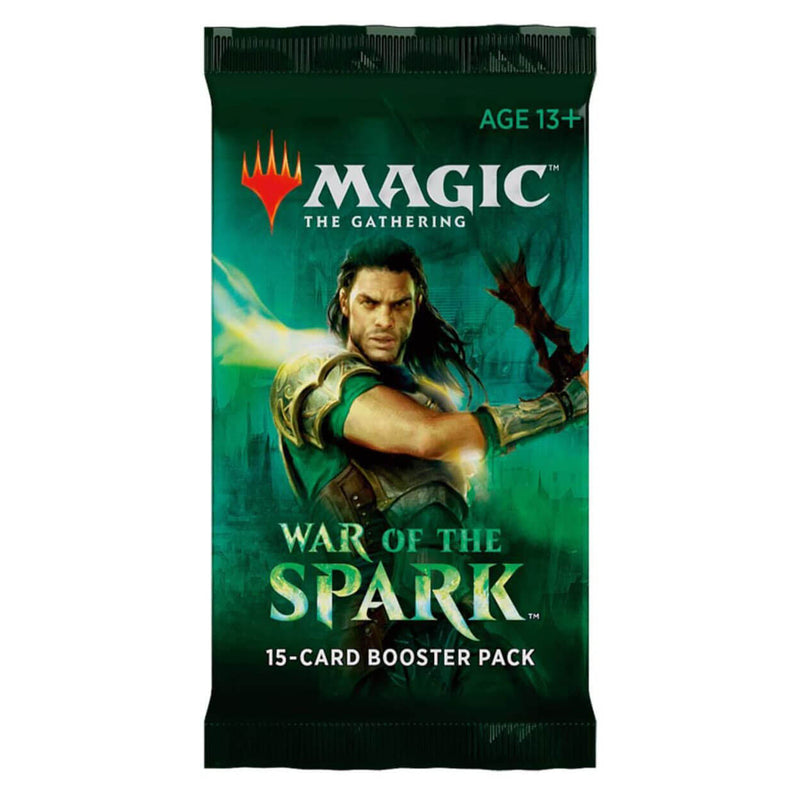 Magic the Gathering War of the Spark Booster Pack (Styles Vary)