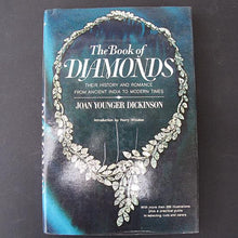 Load image into Gallery viewer, The Book of Diamonds by Joan Younger Dickinson, hardback book