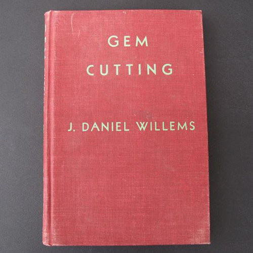 gem cutting book