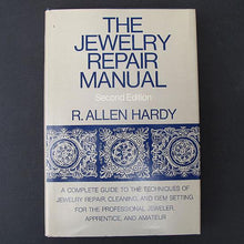 Load image into Gallery viewer, The Jewelry Repair Manual by R. Allen Hardy, hardback book