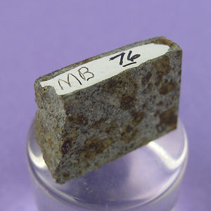 ordinary chondrite with collection number