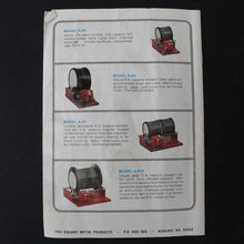 Load image into Gallery viewer, A Guide for Rock Polishers, paperback pamphlet
