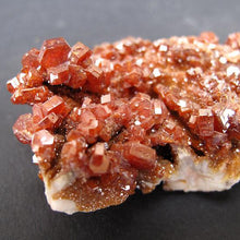 Load image into Gallery viewer, Vanadinite on Barite