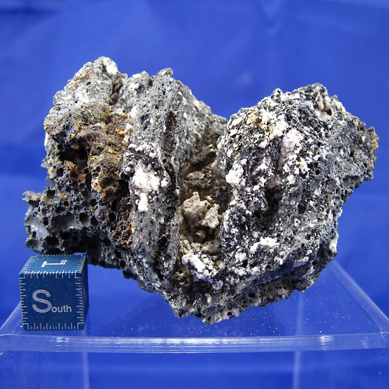 Wabar impactite - Large Specimen with Intriguing Dual Texture