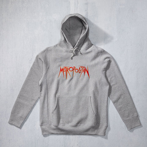 Dystopia Pull Over Hoody