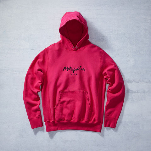 Classic Logo Pull Over Hoody