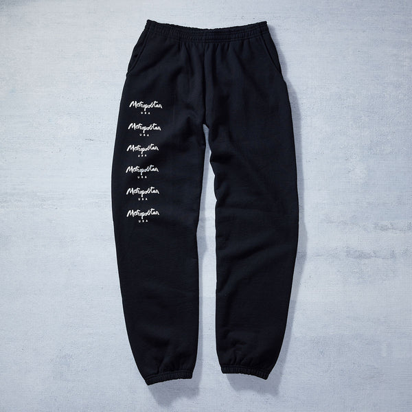 Stacked Logo Sweatpants