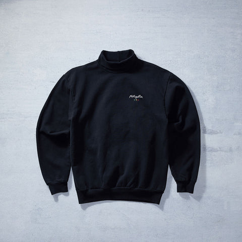 EMB Turtle Neck Fleece