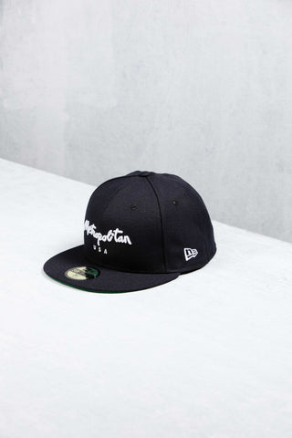 Metropolitan USA New Era Navy