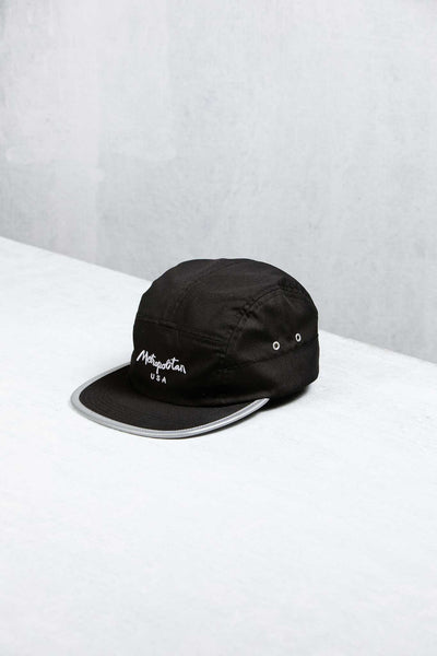 Classic Logo Volley Black Reflective