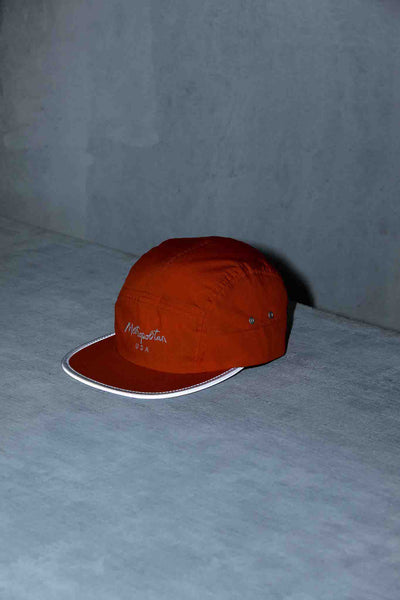 Classic Logo Volley Orange Reflective