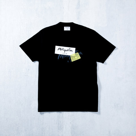 Mola Test T-Shirt Black