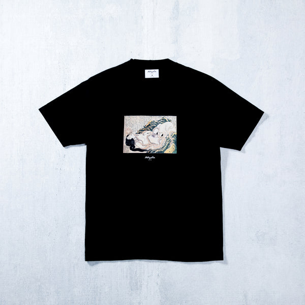 Fisherman's Wife T-Shirt Black