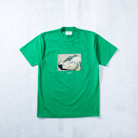 Fisherman's Wife T-Shirt Green