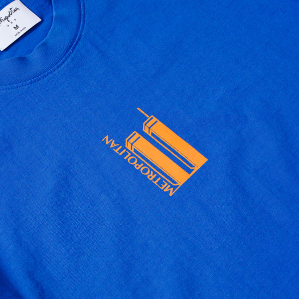 WTC T-Shirt Royal Blue