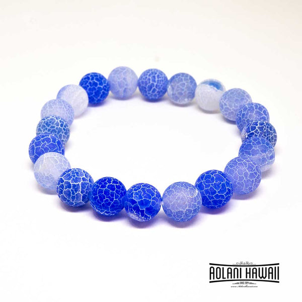 New - Lava Rocks Beads Bracelet