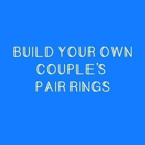Build Your Own Couple Pair Rings