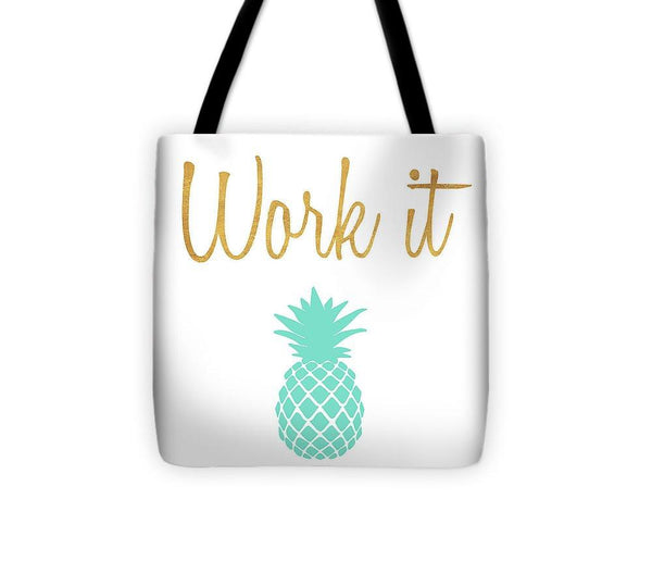 Office Pop II Tote Bag