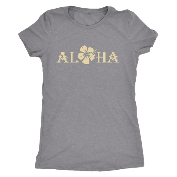 Womens Aloha Logo Wear T-shirt