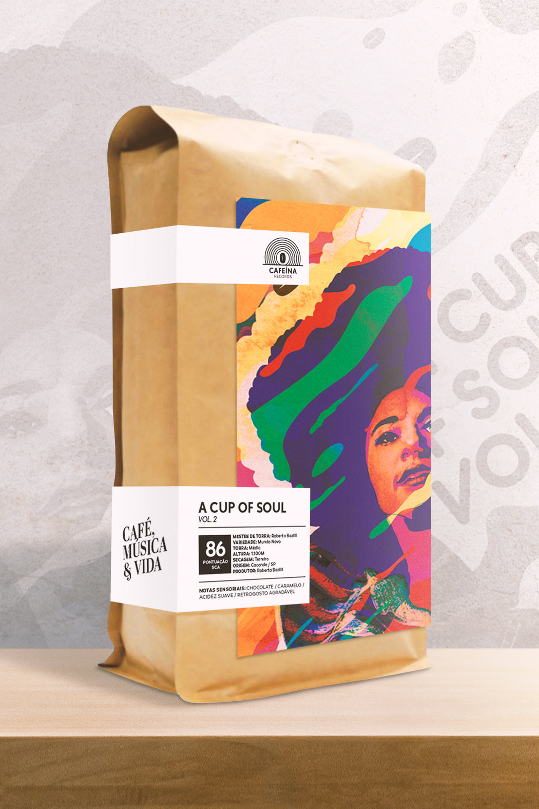 A Cup Of Soul VOL. 2 | CAFEÍNA RECORDS | 1KG