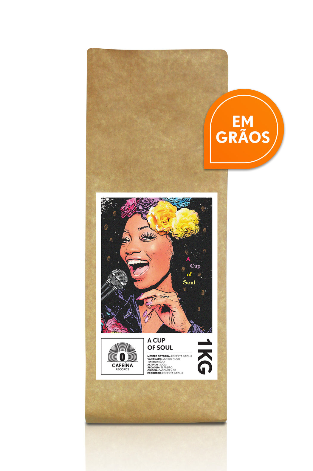 ♫ A Cup Of Soul | CAFEÍNA RECORDS | 1KG