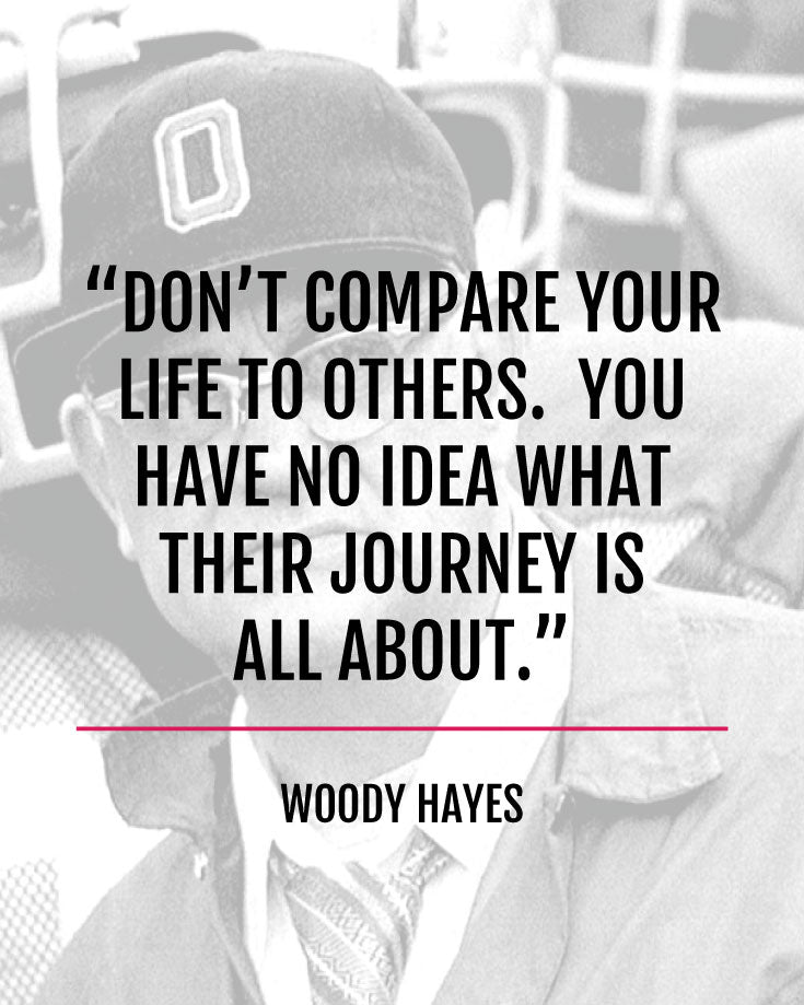 free ohio state buckeyes printable woody hayes quote