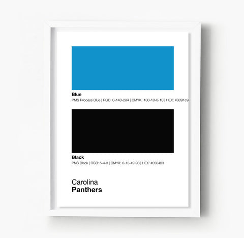 Buffalo Bulls Gameday Colors Print