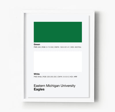 eastern-michigan-eagles-posters