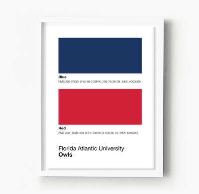 florida-atlantic-owls-posters