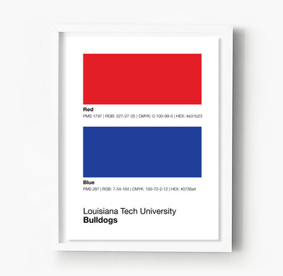 louisiana-tech-bulldogs-posters
