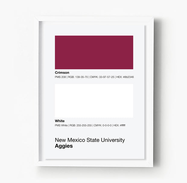 new-mexico-state-aggies-posters