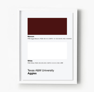 texas-a-m-university-aggies-posters