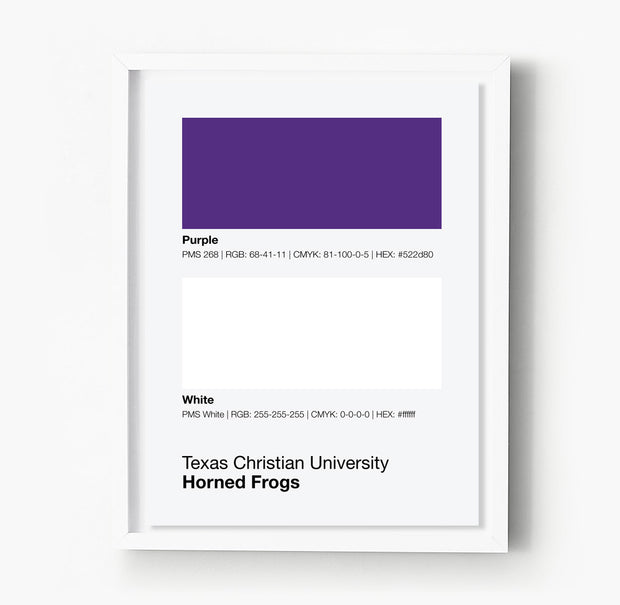 tcu-horned-frogs-posters