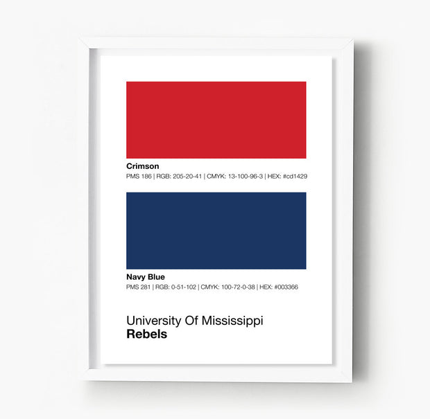 ole-miss-runnin-rebels-posters
