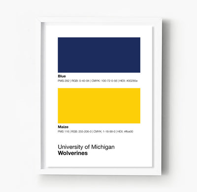 michigan-wolverines-posters