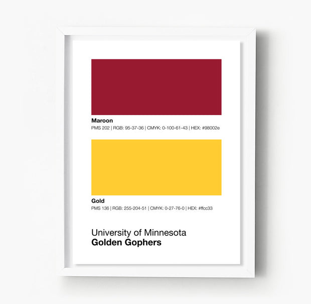 minnesota-golden-gophers-posters