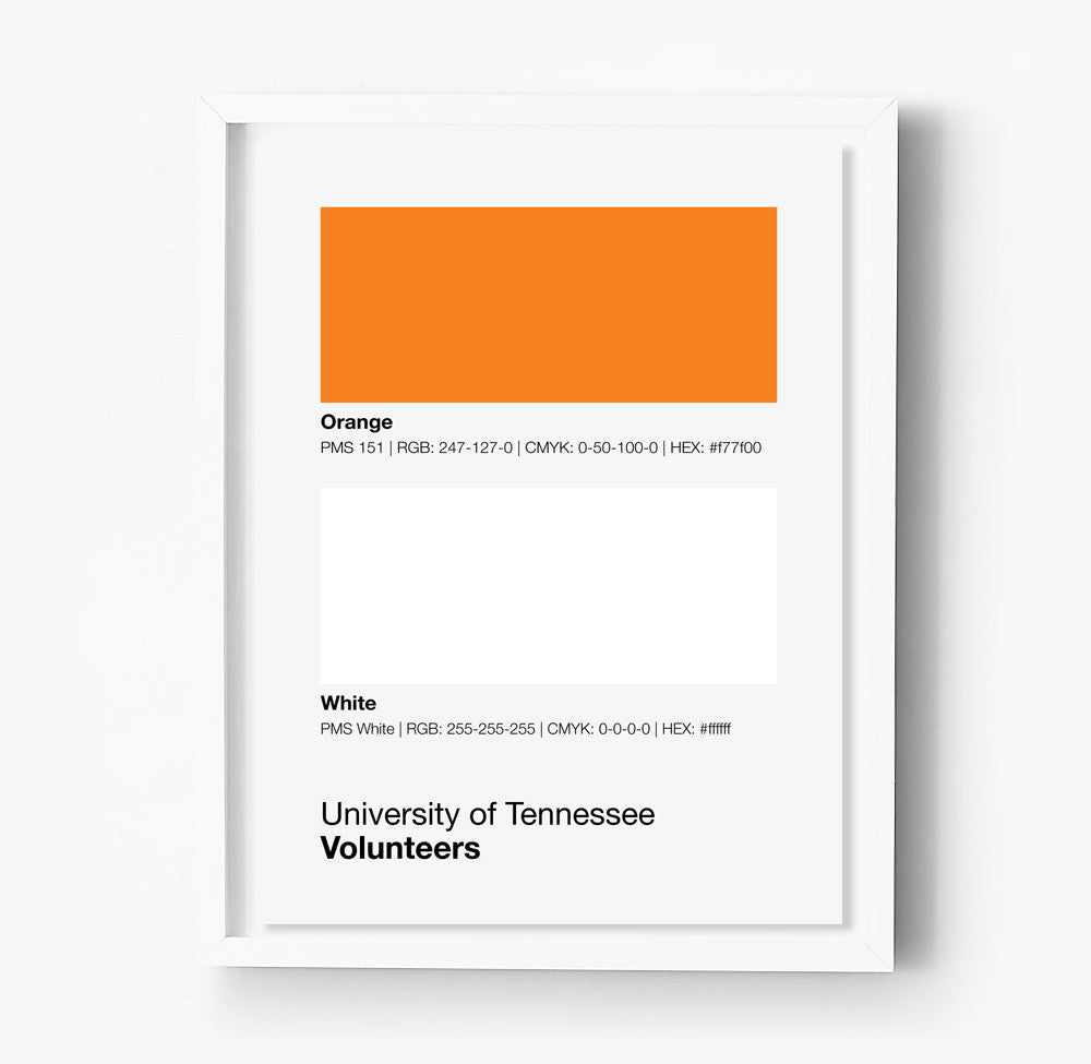 university-of-tennessee-vols-posters