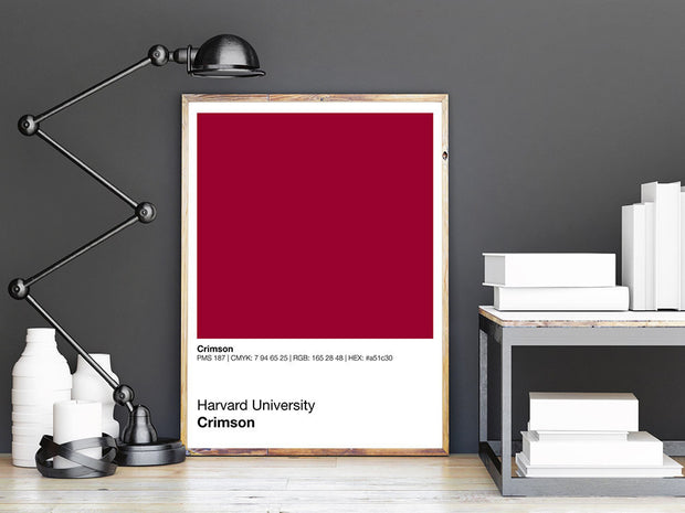 harvard-crimson-colors