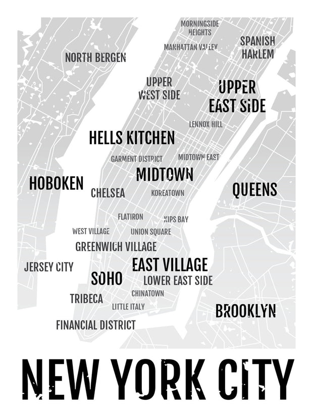 New York City Neighborhoods Other