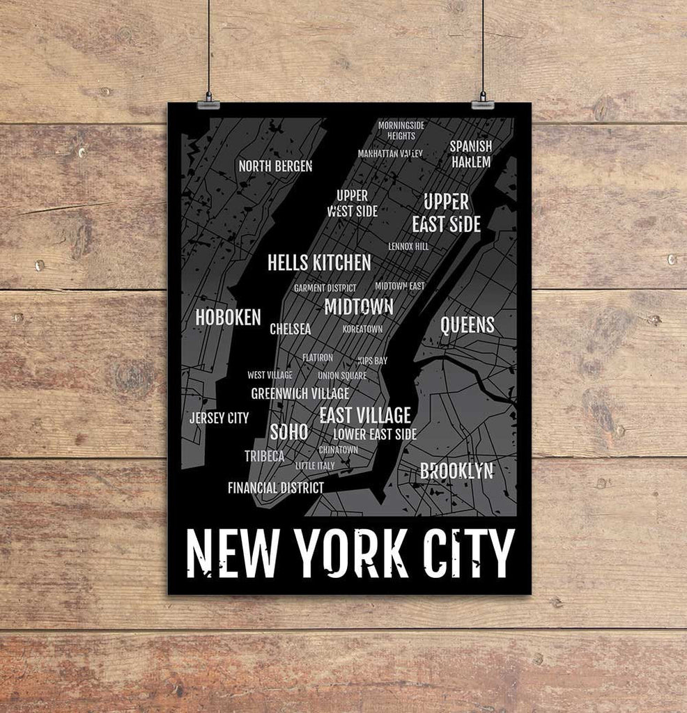 Frommers Map Of Midtown Attractions NYC Pinterest Free Midtown - Nyc map north south east west