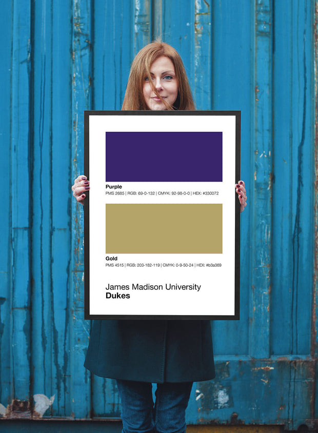 james-madison-university-dukes-prints