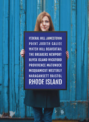 Rhode Island Print - Cities - Subway Poster