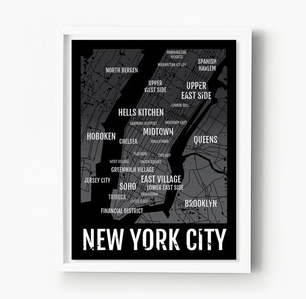 New York City City Transit Maps