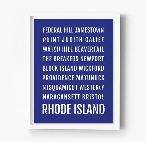Custom Subway Poster